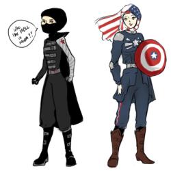 Superhero Week: Hijab superhero self portraits