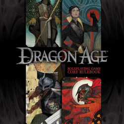 As seen on TV: A review of the Dragon Age RPG core rulebook