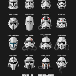 Star Wars: All the Troopers