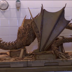Would gingerbread Smaug be too much for you?