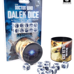 Dalek Dice: Exterminate humans for fun