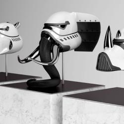 Star Wars: New Order Stormtrooper helmets inspired by African wildlife