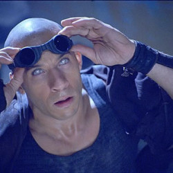 Vin Disel will be Riddick in Riddick