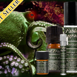 Cthulhu cologne, voodoo perfume, samurai and more!