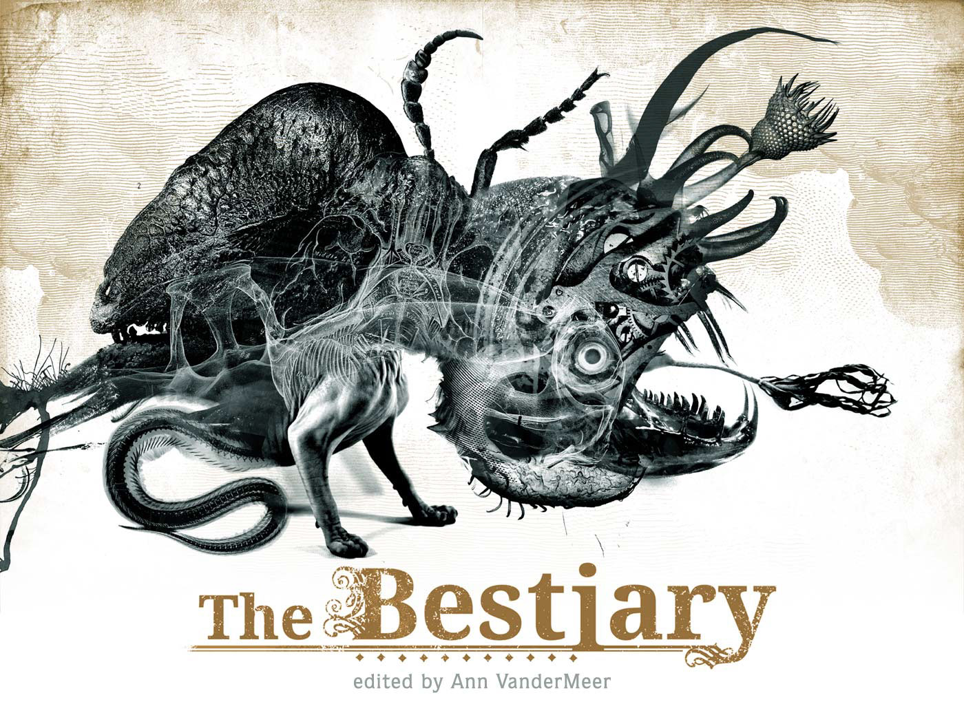 The Bestiary by Ivica Stevanovic front cover