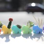Pokemon plant pots!