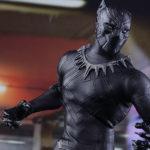 Incredible Black Panter sixth scale figure