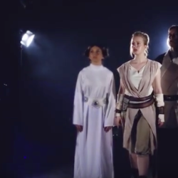 Musical parody: Luke the Son of Anakin