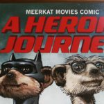 The DC logo and strange meerkat mystery