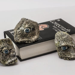 Fancy your own Spooquish pet rock monster?