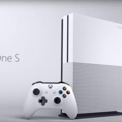 E3: Xbox One S