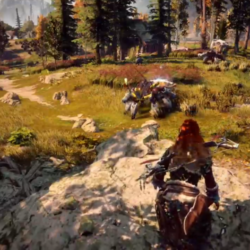 E3 trailer: Horizon Zero Dawn