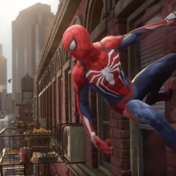 E3 trailer: Spider-man