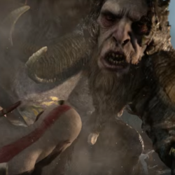 E3 trailer: God of War IV