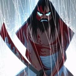 First Samurai Jack teaser art