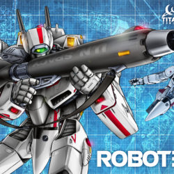Titan to create original Robotech comic series