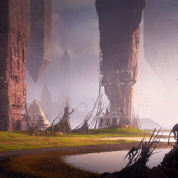 8 compelling illustrations from Raphael Lacoste