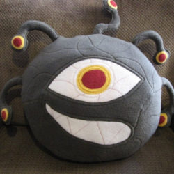 Snuggle up with a Beholder?