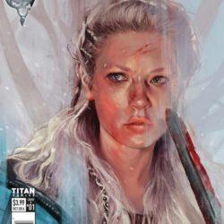Titan secures Raid and Vikings comic book deals