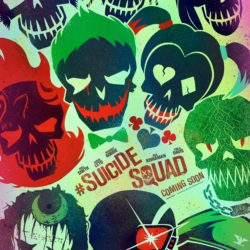 """Not for girls!"" grooming brand partners Suicide Squad"