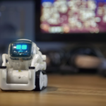 Cozmo is a cheeky little robot