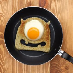 Serve your kids a monster for breakfast