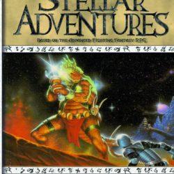 Fighting Fantasy in Spaaaace! Stellar Adventures on Kickstarter