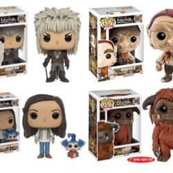 Where can you get the Labyrinth POP figures?