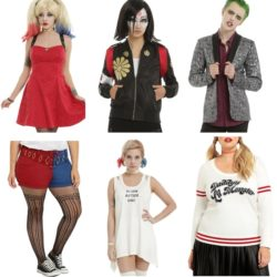 Superhero Week: Hot Topic's Suicide Squad range
