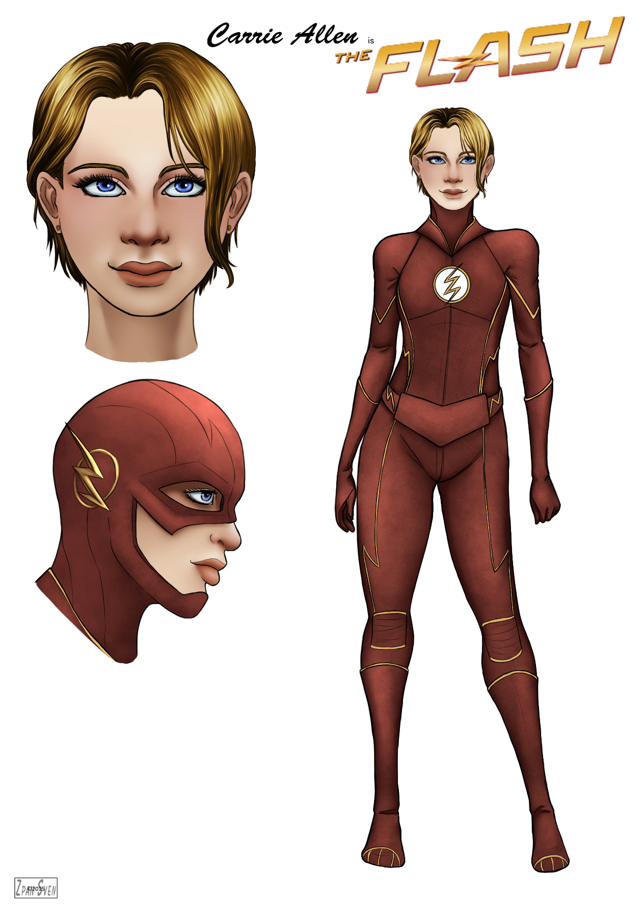 Rule 63 Flash