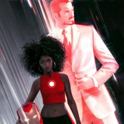 Superhero Week: Iron Man is now a 15-year old black girl