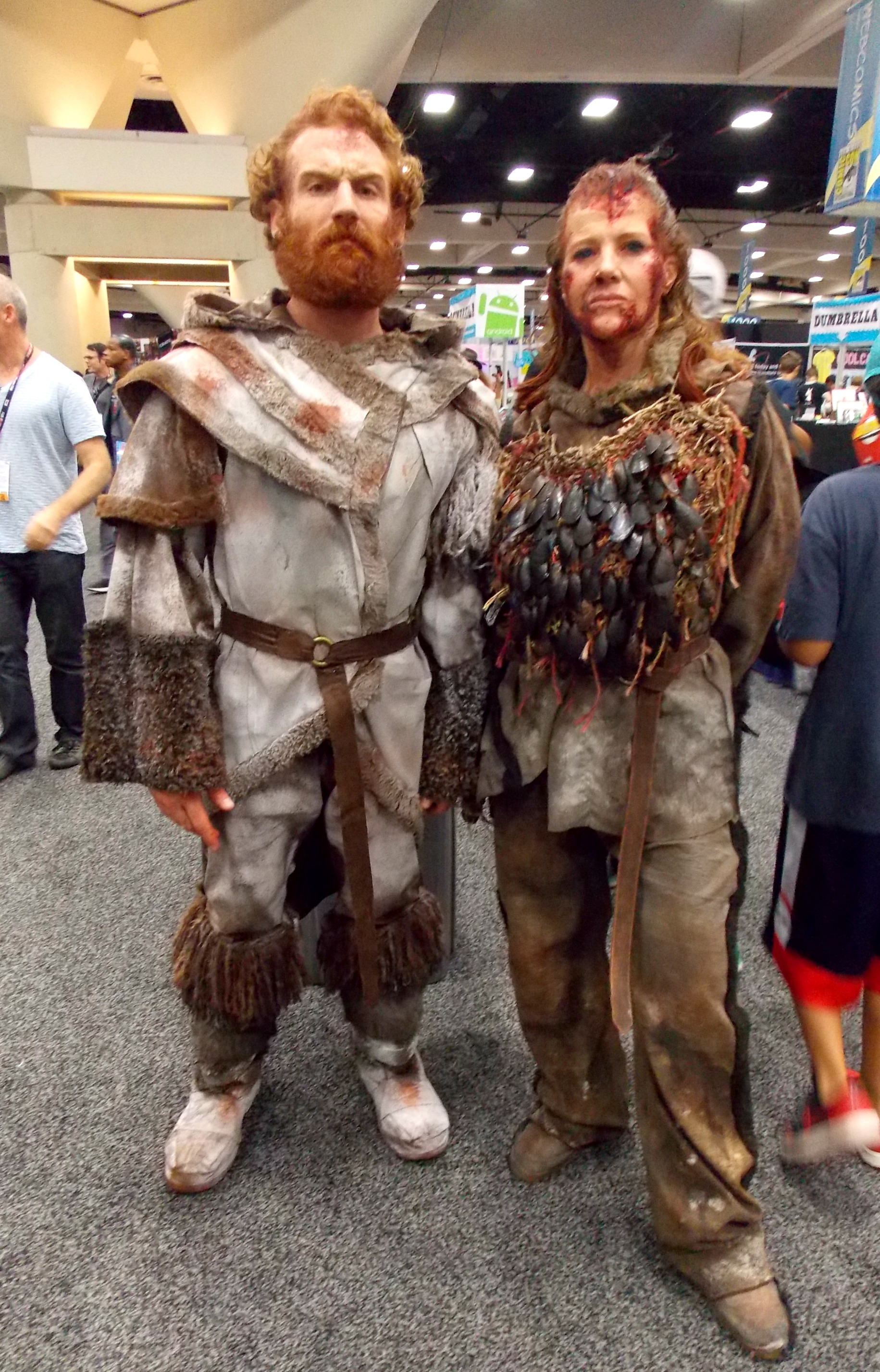 Tormund and Karsi