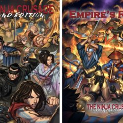 Third Eye Games and Ninja Crusade 2E campaigns