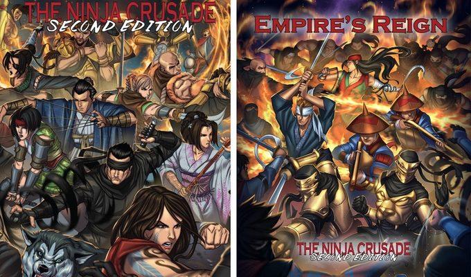 Ninja Crusade combo
