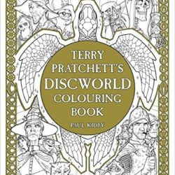 Go wild: A review of Terry Pratchett's Discworld Colouring Book