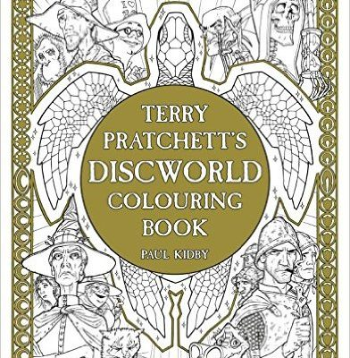 Terry Pratchett's Discworld Colour Book