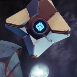 Destiny fan creates awesome anime-esq intro