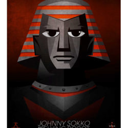 Johnny Sokko and his Flying Robot posters