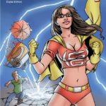 Superhero Nerd: A review of Geek-Girl #1