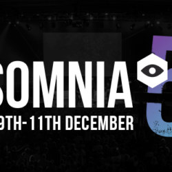 Win a pair of tickets to Insomnia!