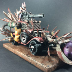 The Mad Mad Poke Road custom build could be yours!