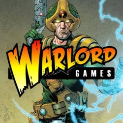 Judge Dredd's iconic 2000 AD grants license to Warlord Games