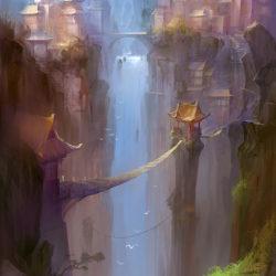 Escape into the art of Chen Zhe