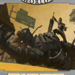 Mega-Cool: A Review of Savage Rifts: The Tomorrow Legion Players Guide