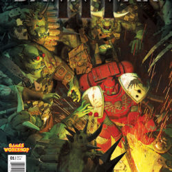 Warhammer 40,000: Dawn of War III covers