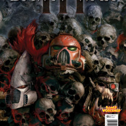Warhammer 40,000: Dawn of War III covers